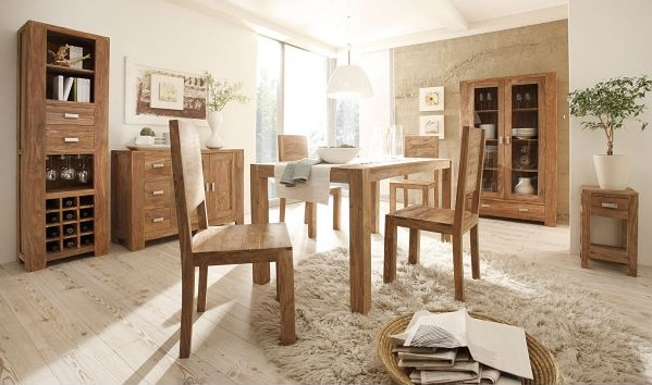 Ako sa starať o masívny nábytok?