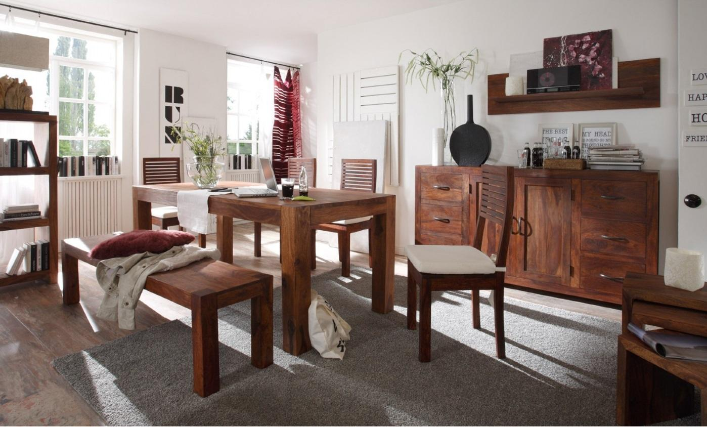 Výnimočnosť rustikálneho nábytku