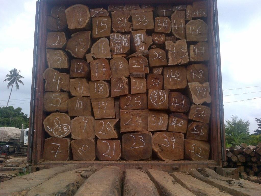 Príprava palisandrového dreva pred samotnou výrobou masívneho nábytku